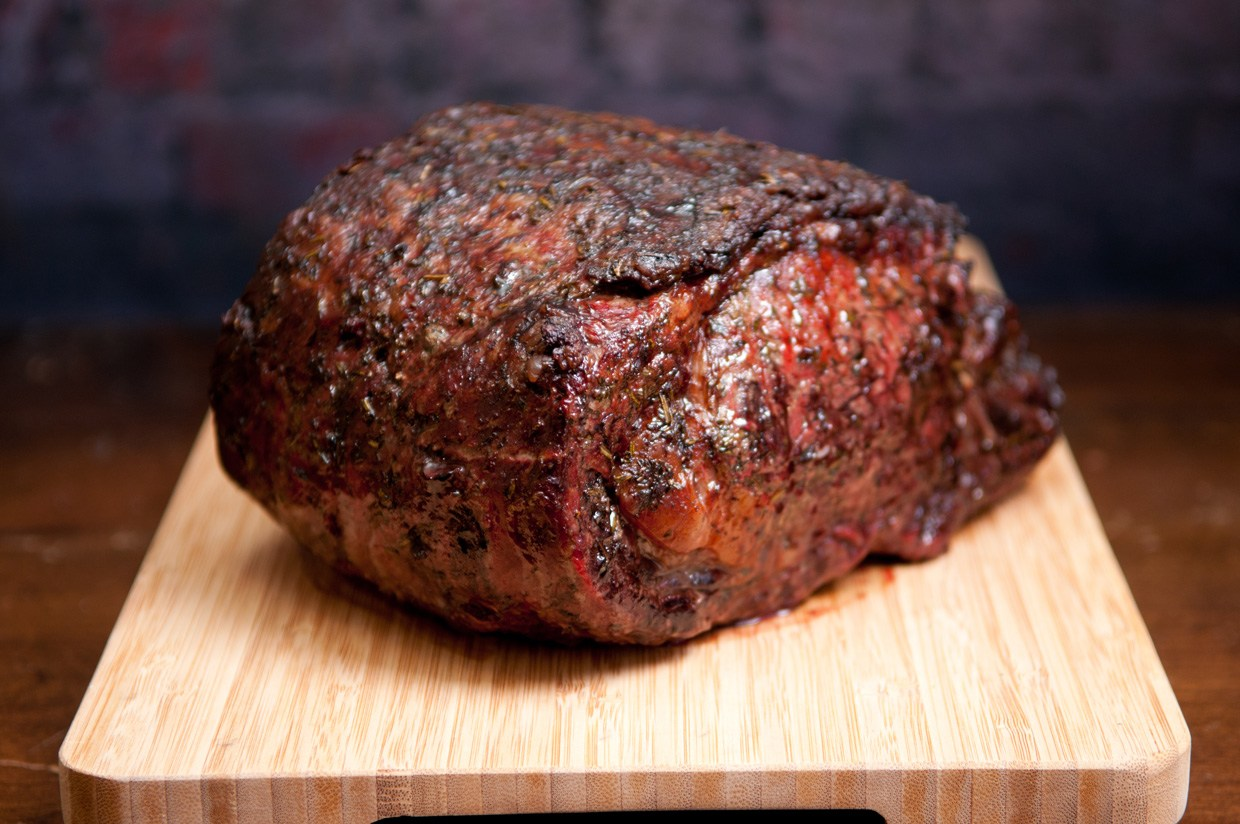 How long to cook prime rib roast in slow cooker